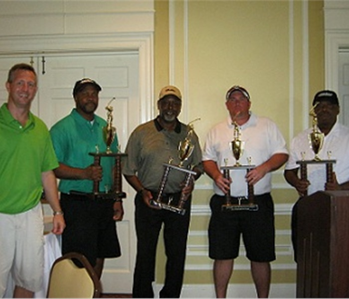 2011 SERVPRO Golf and Give