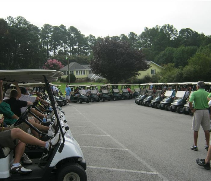 2012 2nd Annual SERVPRO Golf and Give
