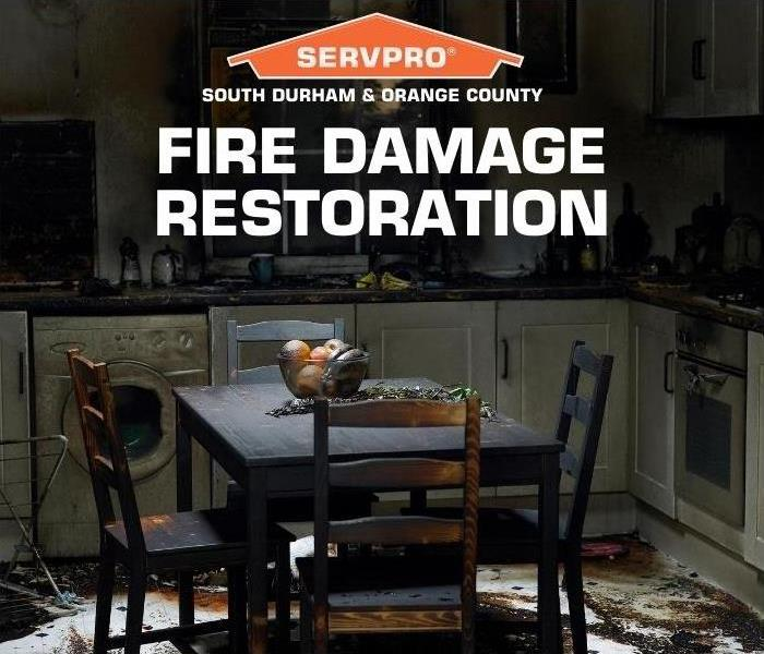 Fire Damage Emergency Tips