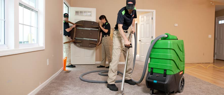 Durham, NC residential restoration cleaning